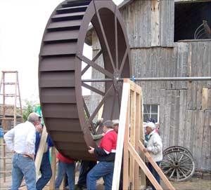 Waterwheel Factory World S Largest Manufacturer Of Metal Waterwheels