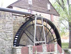 Rock Run Mill Restoration