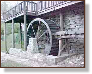 Midshot Waterwheel