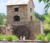 Old Mill Estates TX   Waterwheel Factory
