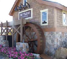 Settlers Mill  Waterwheel Factory